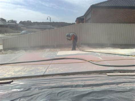 spray painter ballarat brick garnet sandblasting melbourne ballarat polyspray
