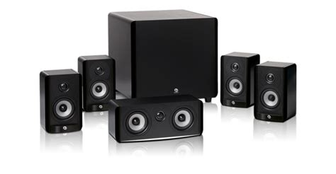 a 2310hts home theater speaker system home audio