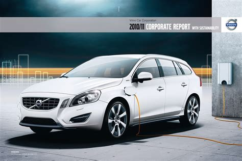 volvo corporate volvo car corporation towards sustainable mobility the