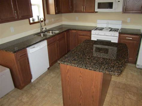Baltic Brown Countertop by Baltic Brown Granite Makes Your Kitchen Countertop Looks