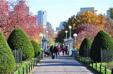 boston parks boston garden park in boston thousand wonders