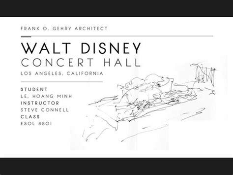 walt disney concert floor plan walt disney concert authorstream