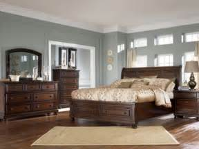 Ashley Furniture North Shore Bedroom by Ashley Furniture Porter Bedroom Set Queen Trend Home