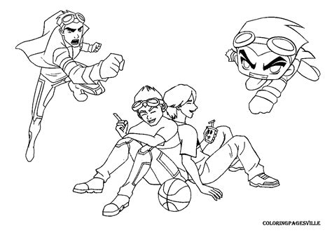 coloring book generator generator rex free colouring pages