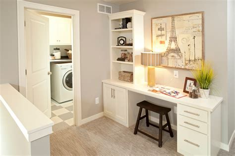 designing a home designing a home office transitional with bar pulls