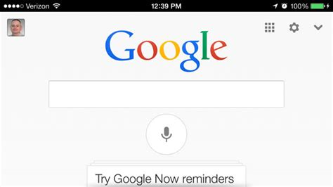 Free Updated Search Search Ios App Now Offers Free Voice Search Cnet