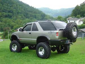 2000 chevy blazer lifted quotes