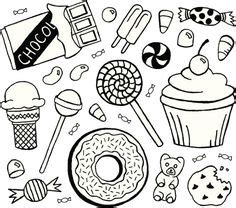 doodle bar drawing vector chocolate bar sketch stock illustration