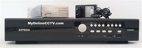 Dvr Avtech Dg1008 Hd Tvl Or Analog Cctv 8 Channel avtech dvr hr 960h hd1080p paket pasang cctv murah