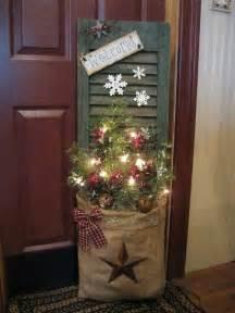 Diy primitive christmas crafts to makecraft danning