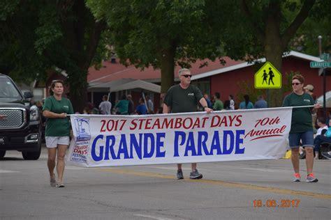 steamboat days winona steamboat days