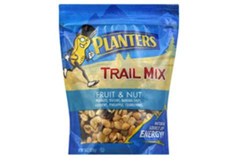 Planters Cajun Trail Mix by Planters Spicy Nuts Cajun Sticks Trail Mix Kraft Recipes