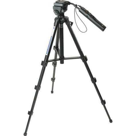 Tripod Remote sony vct 60av tripod with remote in grip vct 60av b h photo