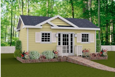 backyard cottage plans find house plans products medcottage convenient quot granny pod quot is an