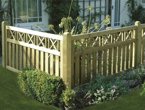 Wood Garden Trellis Decking Border Panel Free Delivery Available Free