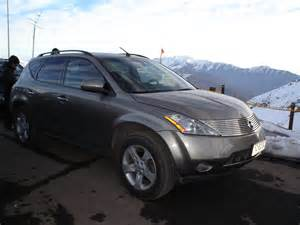 2005 Nissan Murano Reviews 2005 Nissan Murano Pictures Cargurus