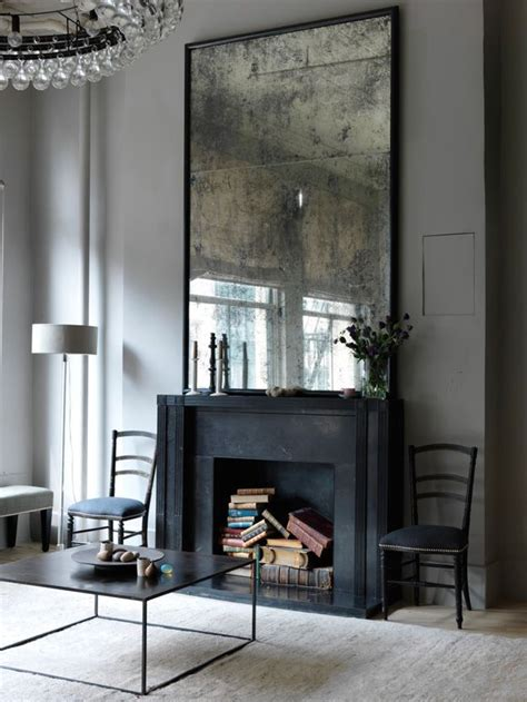 home decor with mirrors 25 best ideas about fireplace mirror on