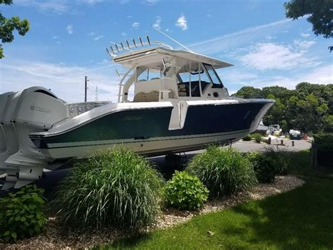 boats for sale silver lake ny 2018 pursuit s408 power boat for sale www yachtworld