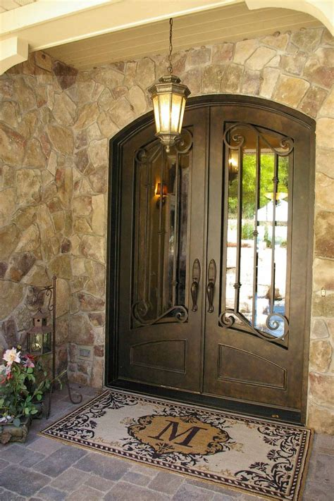 barn style front door 25 best ideas about iron doors on wrought