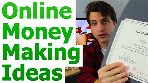 Online Money Making Ideas 2016 - online money making ideas selling simple ebook products on clickbank jvzoo youtube