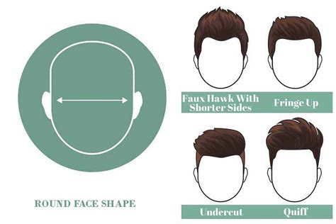 hajr cut for round face and apple shape body 20 best hairstyles for men with round faces atoz hairstyles