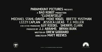 Trailer Credit Template 1 18 08 Project Cloverfield Warning Spoilers Cloverfield Hi Resolution Trailer By