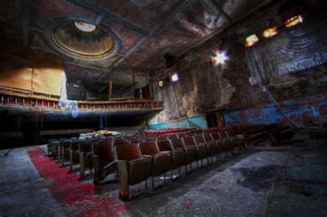 most beautiful theaters in the usa most beautiful abandoned places in america oddities