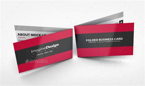 folding card template photoshop 52 best psd mock up templates web graphic design