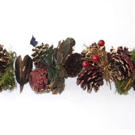 christmas 120cm garlands 10p dunelm mill free reserve