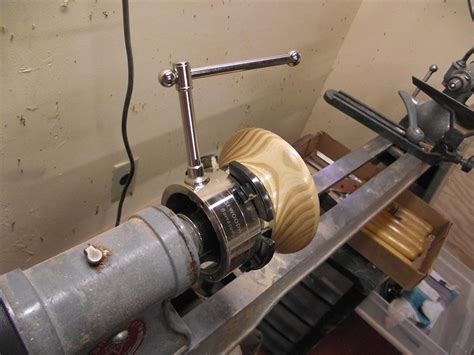 psi woodworking csc3000c barracuda wood lathe key chuck system review a chuck for cheap by bobasaurus