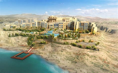 the sea inns the dead sea resort spa opens at the lowest point