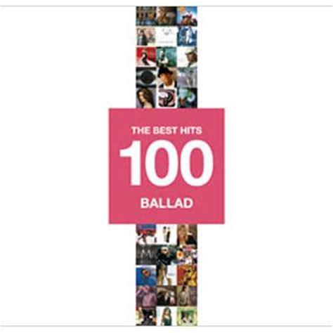 best ballads best ballads 100 ローチケhmv uicy 4500 4