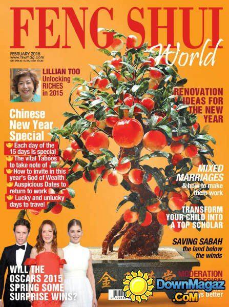 Kaos Fitness World Graphic 7 feng shui world february 2015 187 pdf magazines