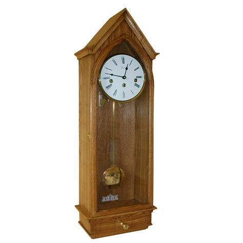 Handmade Clocks Uk - murkirk regulator wall clock