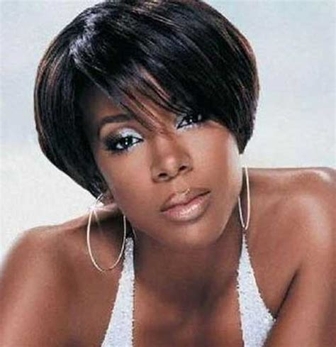 black hair bob cut styles short haircuts for black women over 40 short hairstyles
