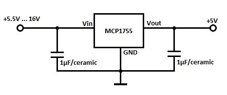 fully integrated ldo voltage regulator for digital circuits voltage regulators projects and circuits