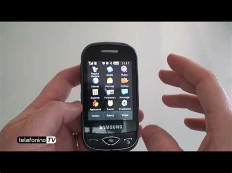 reset samsung b3410 samsung b3410 video clips