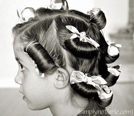 cute girl hairstyles rag curls 54 best rockabilly pin up girl hairstyles images on