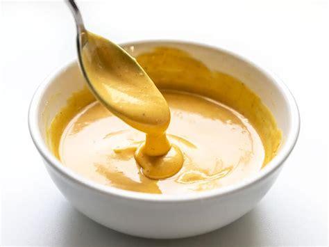 honey mustard sauce creamy sweet  tangy budget bytes