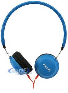 Philips Shl 5105 Citiscape Lightweight Headphone philips citiscape strada shl5100bl on ear stereo