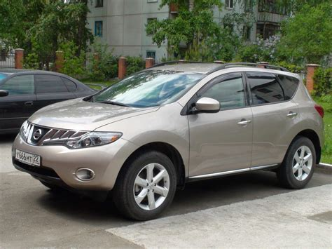 nissan 2008 car 2008 nissan murano related infomation specifications