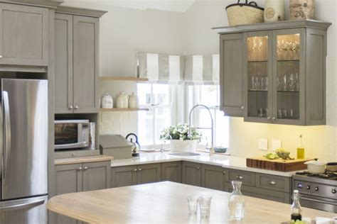 kitchen with painted cabinets painting kitchen cabinets 11 must know tips