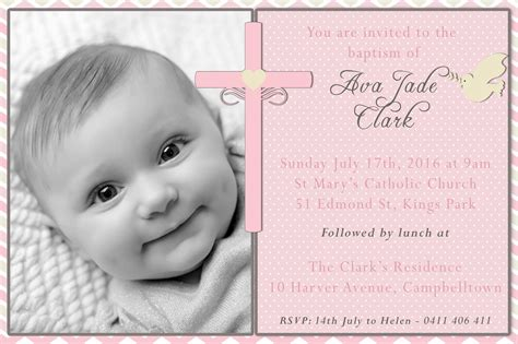 Baptism Invitations by Baptism Invitation For Boys Christening Invitation For
