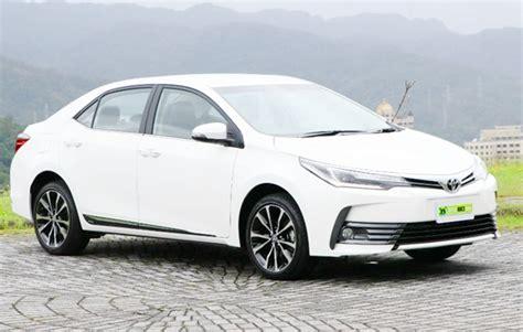 2019 Model Toyota Corolla by 2019 Toyota Corolla Altis Redesign Concept Toyota