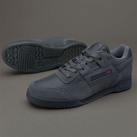 Sepatu Basket Merk Reebok sepatu sneakers reebok original workout plus descent