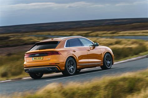 Audi Q8 S Line by Audi Q8 50 Tdi Quattro S Line 2018 Uk Review Autocar