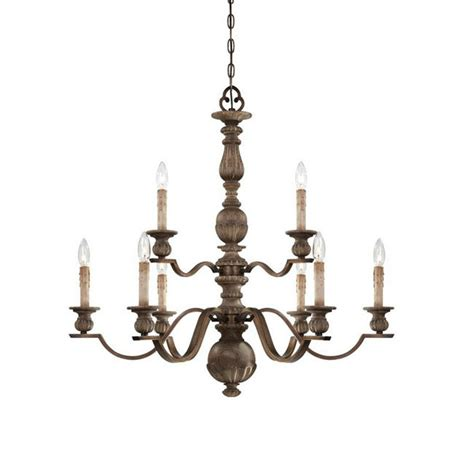 Iron And Wood Chandelier Loft Antique Wood And Iron Chandelier In Baking Finish 7329 Wood And Iron Chandelier The Aquaria