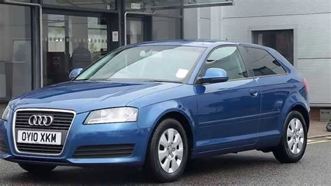 Audi A3 Blau by 2010 Audi A3 Blue 200 Interior And Exterior Images