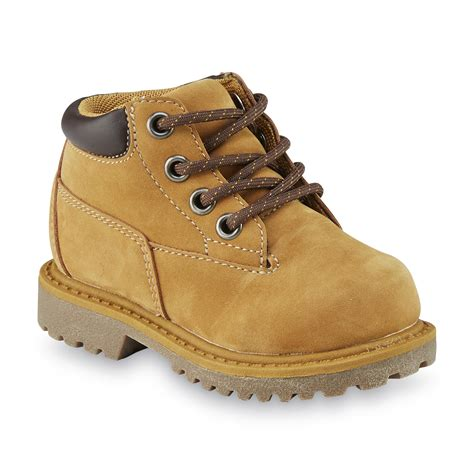 toddler boy boots route 66 baby boy s wheat ankle boot