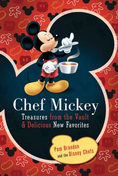 recipe club cookbook books new disney cookbook chef mickey treasures from the vault